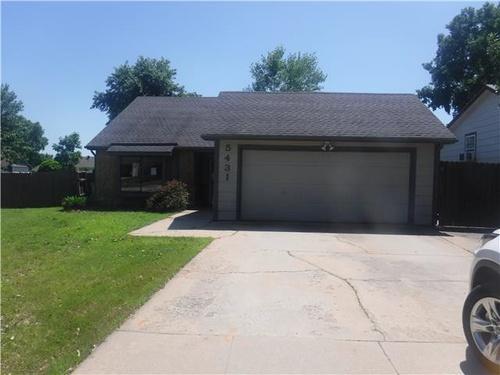 Photograph of 5431 S Sycamore Ave, Wichita, KS 67217