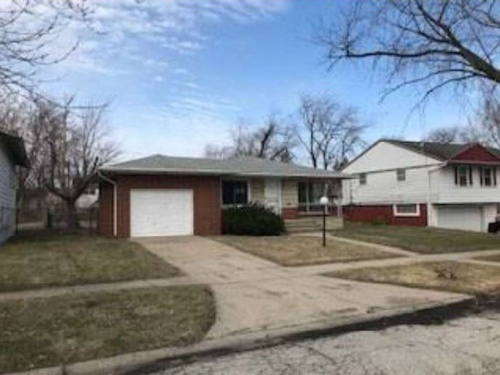 Photograph of 1346 Ralston St, Gary, IN 46406