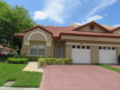 Photograph of 9749 Malvern Dr., Tamarac, FL 33321