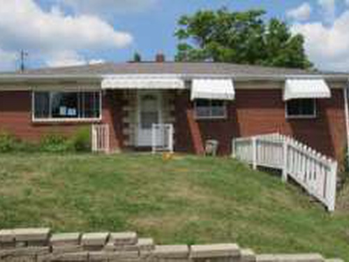 Photograph of 3109 Central Ave, Steubenville, OH 43952