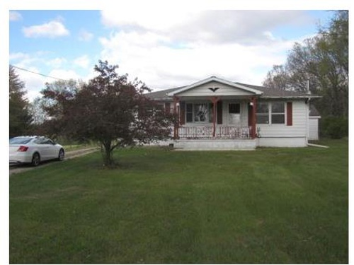 Photograph of 4640 S State Rd 39, North Judson, IN 46366