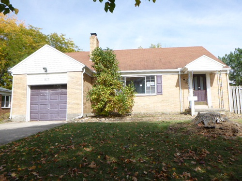 Photograph of 613 Lamont Drive, Kettering, OH 45429