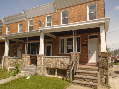 Photograph of 4401 Kavon Ave, Baltimore, MD 21206