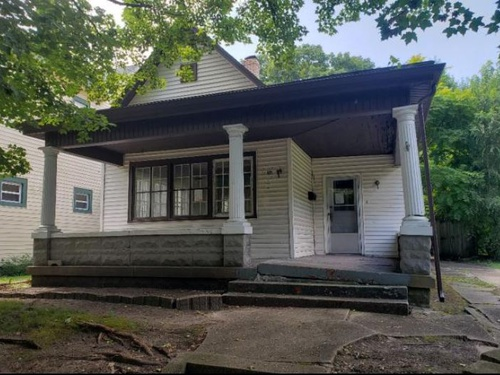 Photograph of 1139 S 5th St, Terre Haute, IN 47802
