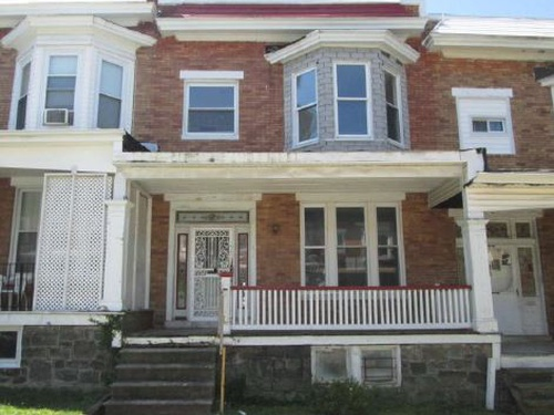 Photograph of 519 Rose Hill Terrace, Baltimore, MD 21218