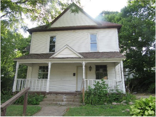Photograph of 332 N Carroll St, Wabash, IN 46992