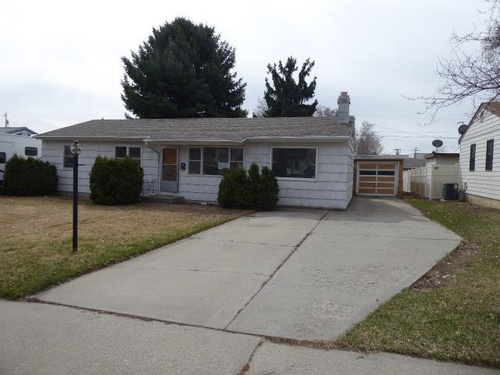 Photograph of 1412 Concord Dr, Billings, MT 59101