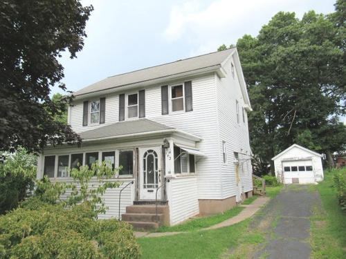 Photograph of 143 Hollister St, Manchester, CT 06042