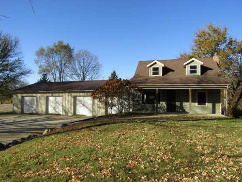Photograph of 8556 S Jackson Rd, Cement City, MI 49233