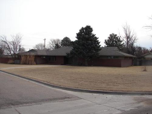 Photograph of 130 N Jackson St, Hugoton, KS 67951