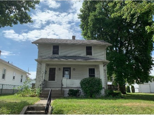 Photograph of 2101 Hensch St, Fort Wayne, IN 46808