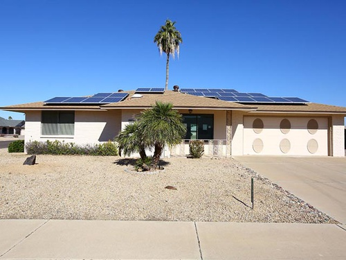Photograph of 12646 W Skyview Dr, Sun City West, AZ 85375