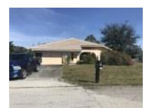 Photograph of 1709 Englewood Ave, Lehigh Acres, FL 33936