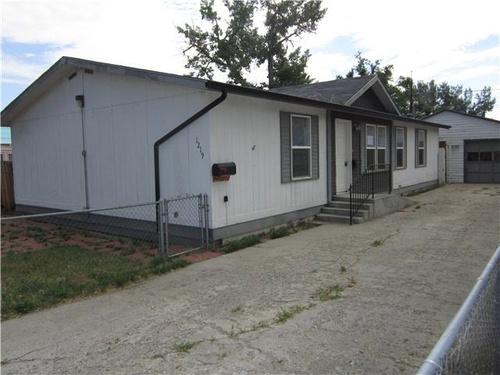 Photograph of 1219 S Cottonwood St, Casper, WY 82604