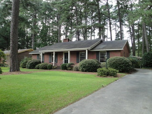 Photograph of 812 Russell St, Rocky Mount, NC 27803