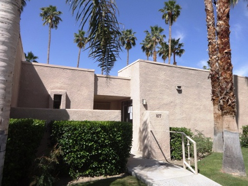 Photograph of 877 East Arenas Road, Palm Springs, CA 92262