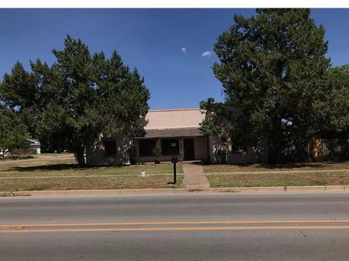 Photograph of 744 Hickory Street, Colorado City, TX 79512