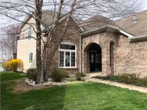 Photograph of 8856 Crystal River Dr, Indianapolis, IN 46240