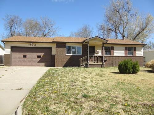 Photograph of 1622 W Calvert St, Wichita, KS 67217