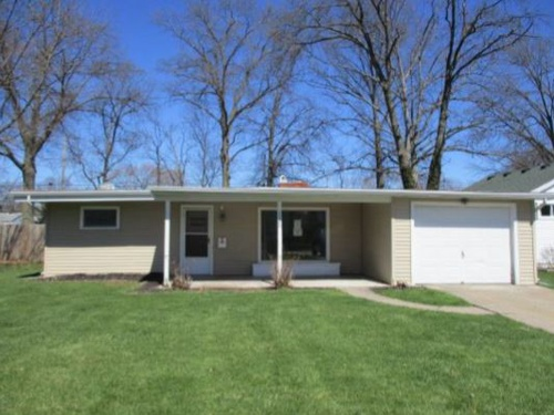 Photograph of 1120 Anderson St, Maumee, OH 43537