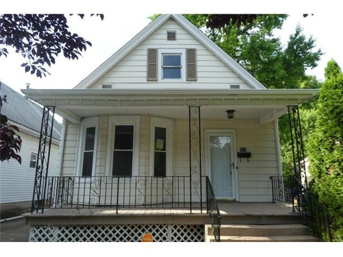 Photograph of 537 W Canedy St, Springfield, IL 62704