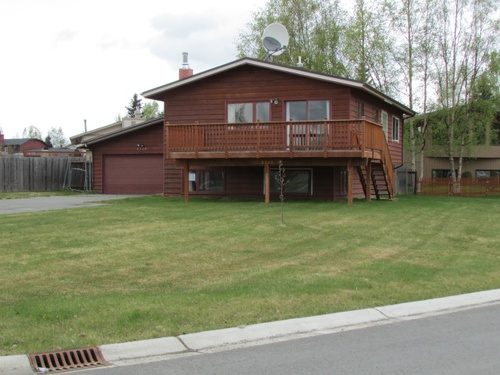 Photograph of 3520 Cherry St, Anchorage, AK 99504