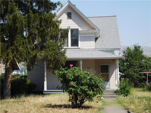Photograph of 307 2nd Avenue, Lewiston, ID 83501
