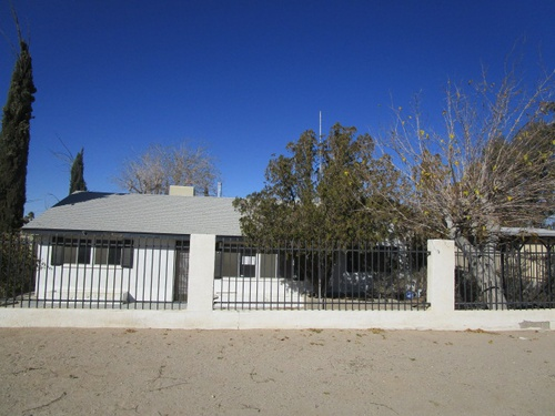 Photograph of 25660 Bejoal St, Barstow, CA 92311