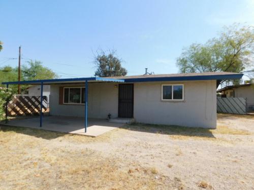 Photograph of 2101 E Silvosa St, Tucson, AZ 85713