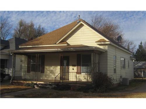 Photograph of 521 N Ninnescah St, Pratt, KS 67124