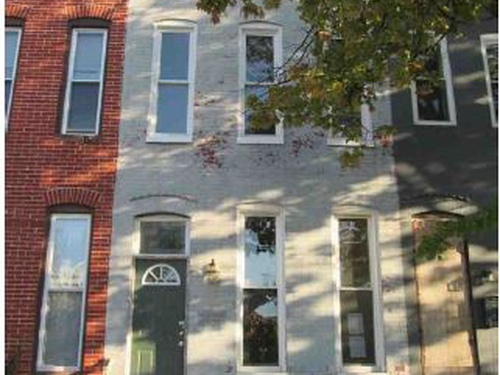 Photograph of 1104 Clendenin St, Baltimore, MD 21217