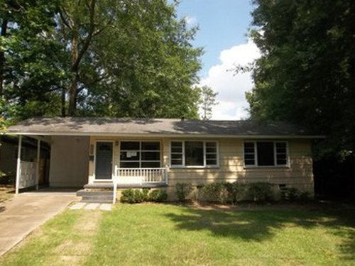 Photograph of 704 S 22nd Ave, Hattiesburg, MS 39401