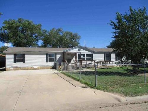 Photograph of 1120 W Gum St, Portales, NM 88130