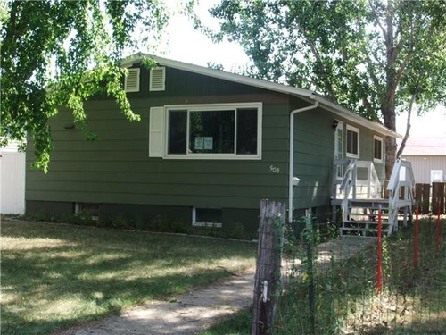 Photograph of 508 Snyder Ave, Glendive, MT 59330