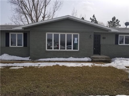 Photograph of 630 Myrtle St, Lansford, ND 58750