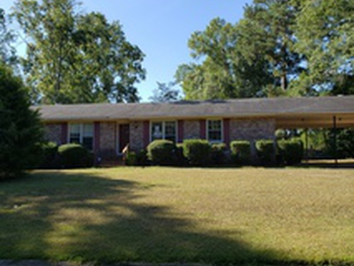 Photograph of 819 South 10th Street, Lanett, AL 36863