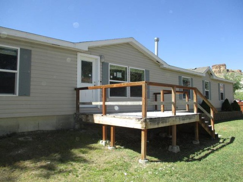 Photograph of 40 W 4th South St, Green River, WY 82935