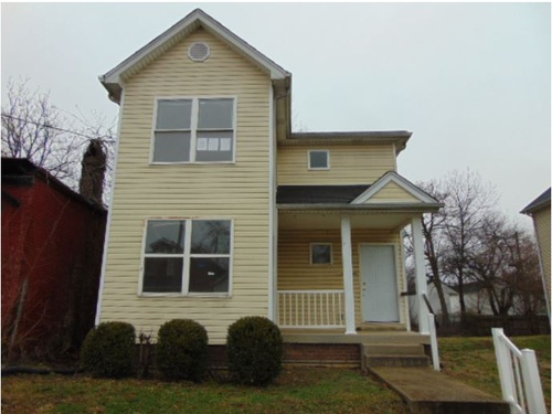 Photograph of 537 Dr W J Hodge St, Louisville, KY 40203