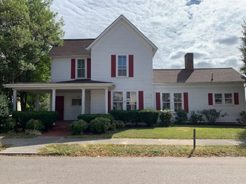 Photograph of 421 West 2nd North St, Morristown, TN 37814