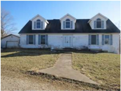 Photograph of 4226 E Montpelier Pike, Marion, IN 46953