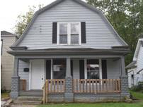 Photograph of 1519 A Ave, New Castle, IN 47362