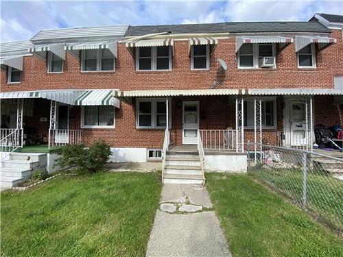 Photograph of 4417 Newport Avenue, Baltimore, MD 21211