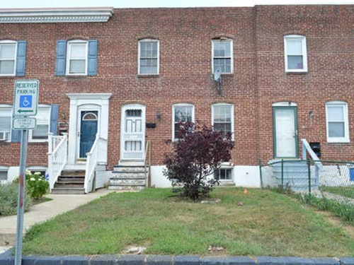Photograph of 4902 4902  Brookwood Road, Brooklyn, MD 21225