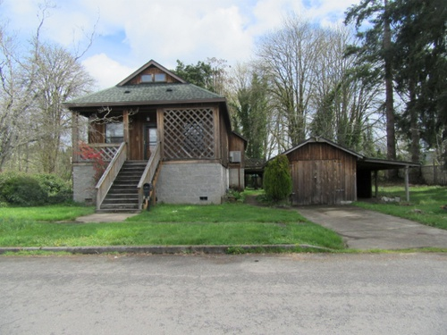 Photograph of 676 Adams Ave, Vernonia, OR 97064