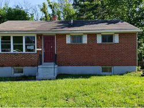 Photograph of 8518 Allenswood Rd, Randallstown, MD 21133