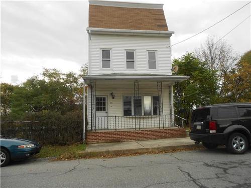 Photograph of 520 Main St, Pottsville, PA 17901