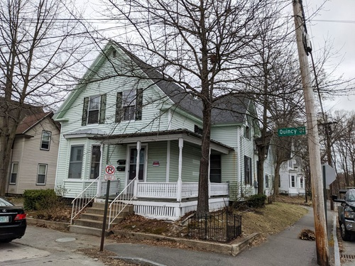Photograph of 32 Quincy St, Manchester, NH 03102