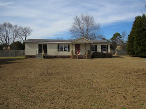 Photograph of 2222 Oaktree Street, Florence, SC 29501