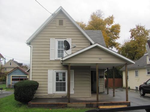 Photograph of 406 Phoenix Ave, Elmira, NY 14904
