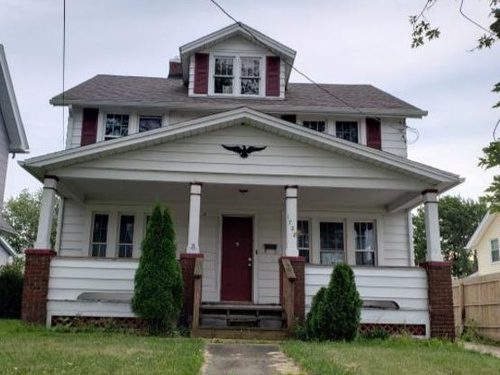 Photograph of 1728 Columbus Ave, Ashtabula, OH 44004